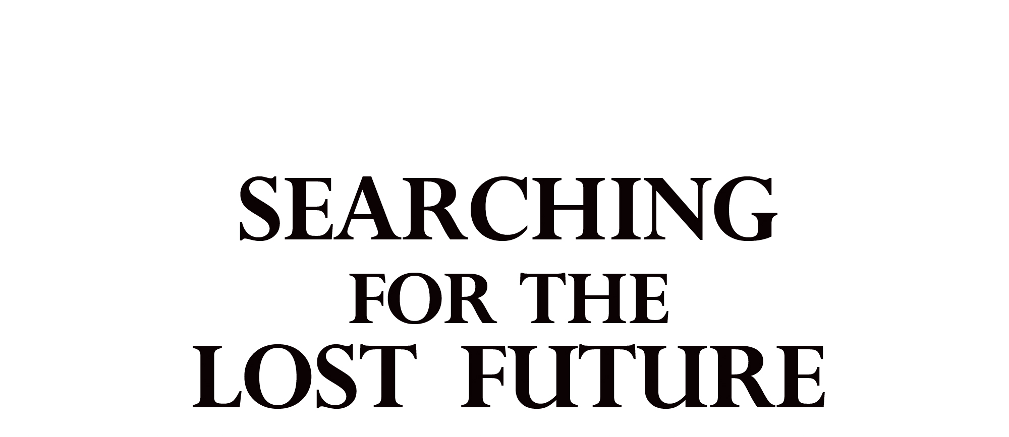 searchinglost