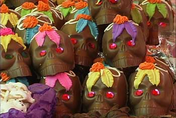 Chocolate Masks