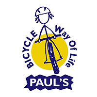 30 paul bicycle way life logo web