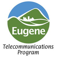 cityeugene telecom program logo web
